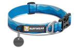 Ruffwear Hoopie Collar Hundehalsband, blue mountains