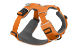 Ruffwear Hundegeschirr Front Range, orange poppy