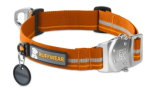 Ruffwear Hundehalsband Top Rope, burnt orange