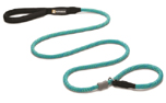 Ruffwear Just-a-Cinch Retrieverleine, blue spring