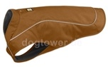 Ruffwear K9-Overcoat Utility Jacket, Trailhead Brown