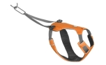 Ruffwear Omnijore Dog Harness Sportgeschirr, orange poppy