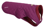 Ruffwear Stumptown Jacket Hundejacke, larkspur purple