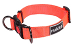 rukka Bliss Neon Collar Hundehalsband, neon orange