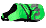 rukka Flap Safety Vest Sicherheitsweste, neon green