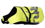rukka Flap Safety Vest Sicherheitsweste, neon yellow