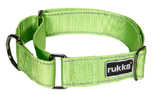 rukka Form Web Collar Hundehalsband, lime