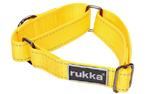 rukka Form Web Collar Hundehalsband, yellow
