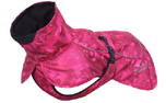 rukka Frosty Winter Jacket Hundejacke, pink/red