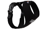 rukka Mini Comfort Harness Hundegeschirr, black