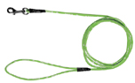 rukka Mini comfort leash Rundleine 6mm, limette