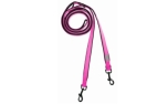 rukka Solid Multi Leash Hundeleine, fuxia