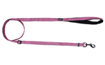 rukka Star Leash Hundeleine, pink