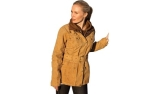 scippis Sussex Canvas Jacket Damenjacke, senf
