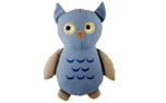 Simply Fido Natural Canvas Big Joe Owl