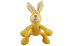 Simply Fido Organic Collection, Lucy Bunny, gelb