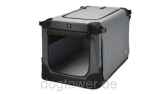 Soft Kennel Maelson faltbare Hundebox, grau