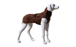 Hundejacke Rainmaster Chocolate