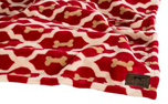 Tall Tails Fleece Hundedecke Red Bone