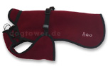 Thermofleece Hundemantel IQO XW, bordeaux