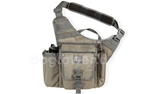 Maxpedition Outdoortasche Jumbo K.i.s.s., khaki-foliage