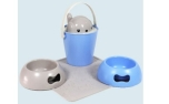 United Pets Dog Food Kit blue
