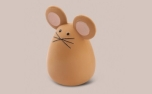 United Pets Happy Farmini Latex Toy Mouse Tato