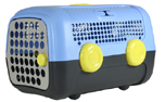 United Pets Transportbox A.U.T.O., hellblau