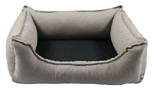 Wolters Cat & Dog Dog Lounge Noble Stripes, beige/granit