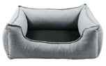 Wolters Cat & Dog Dog Lounge Noble Stripes, denim/granit