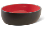 Wolters Diner Color Napf (oval), rot