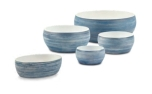 Wolters Diner Stone Napf blau