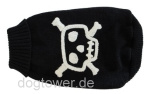 Wolters Strickpullover Totenkopf