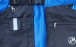 Working Dog Pocket schwarz-blau - Trainingsrock HelsiTar®