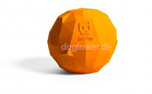 zee.dog Hundespielzeug super Orange