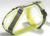 annyX Brustgeschirr Protect, leuchtgelb/grau
