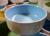 dogtower Keramik Hundenapf Haru, blau
