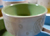dogtower Keramik Hundenapf Haru, grün