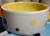 dogtower Keramik Hundenapf Tupferl, gelb