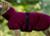 DRYUP Warmup-Cape PLUS Hundemantel, bordeaux