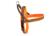 Dynamic Dog PLUS Norweger Hundegeschirr, mango (orange)