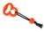 Freezack Floating Ring MIT Seil und Ball, orange