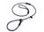 Freezack Rope Moxon Hundeleine, schwarz
