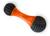 Freezack Treat Bone Hundespielzeug, orange