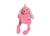 HuggleHounds Knotties Woodland Knotties Bunny, rosa