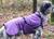 Thermo-Fleece Hundemantel IQO XW, lila