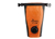 Hunter Outdoor Futterbeutel Yate orange, 3L