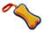 Hunter schwimmfähiges Hundespielzeug Kodino Knochen