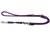Hunter Verstellbare Führleine Freestyle, violett