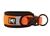 Hurtta Lifeguard Dazzle Halsband, signal-orange